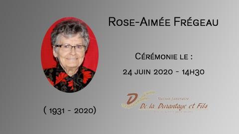 Rose-Aimée Frégeau