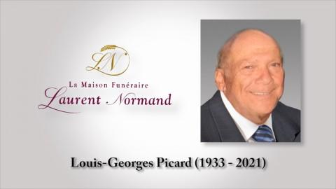 Louis Georges Picard (1933 - 2021)