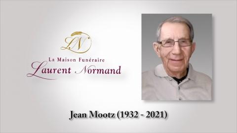 Jean Mootz (1932 - 2021)