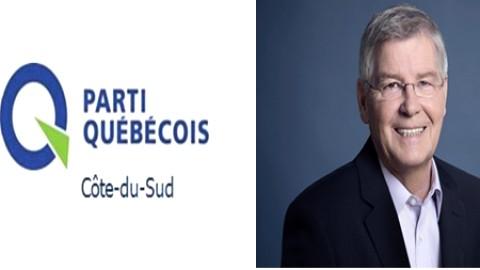 L'association du Parti québécois de la Côte-du-Sud passe à l'attaque et dénonce les propos jugés « incohérents » de Norbert Morin