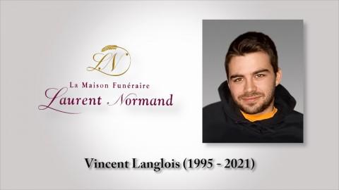 Vincent Langlois (1995 - 2021)