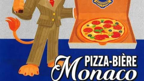 Opération Pizza et Bière Monaco pour le Club Lion de Montmagny