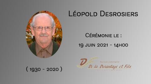 Léopold Desrosiers