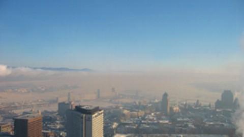 Avertissement de SMOG et fumée de feux de forêt pour la région de Chaudière-Appalaches