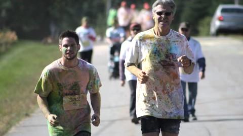 Course aux couleurs du Sud : Près de 6 500 $ pour le Fonds DENTraide