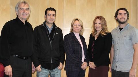 Les entreprises de la région recruteront à Montréal