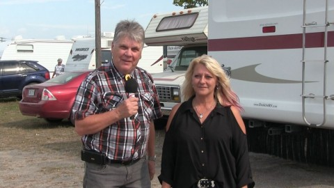 Compte-rendu Festival Country western Montmagny avec Line Lamarre