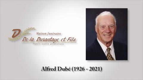 Alfred Dubé (1926 - 2021)