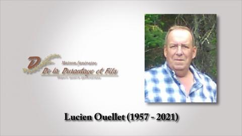Lucien Ouellet (1957 - 2021)