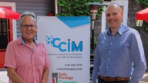 Desjardins entreprise réitère sa confiance à la CCIM pour les éditions 2021 à 2023 du Gala Prestige Desjardins