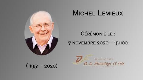 Michel Lemieux