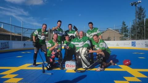 Un tournoi de dek hockey à la hauteur des attentes à Saint-François
