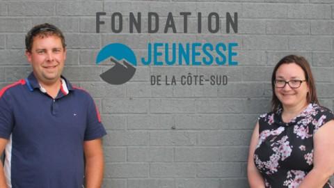 Luc Pelletier devient le nouveau coordonnateur à la Fondation-Jeunesse de la Côte-Sud