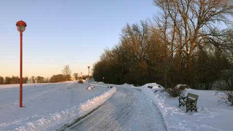 Trois nouveaux sentiers seront déneigés pour favoriser la pratique de la marche à Montmagny
