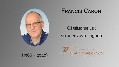 Francis Caron
