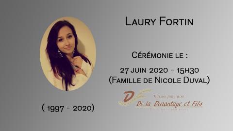 Laury Fortin (Mère Nicole)