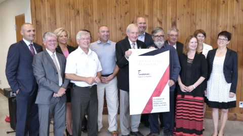 Le milieu se mobilise pour la Fondation du Cégep de La Pocatière