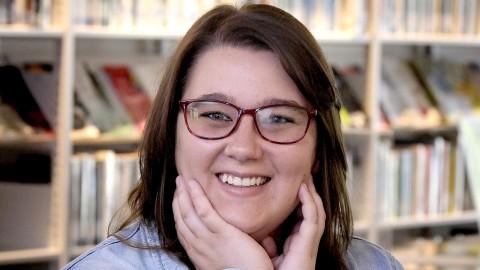 La Bibliothèque de Montmagny accueille Alexandra Blais