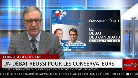 Bonjour Côte-du-Sud - Mercredi 3 mars 2021