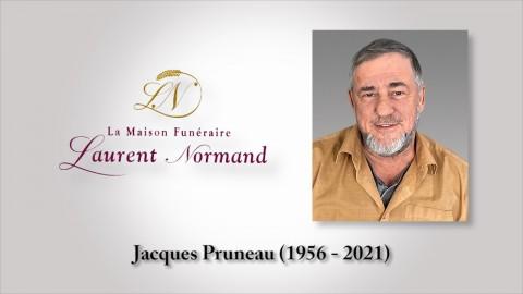 Jacques Pruneau (1956 - 2021)