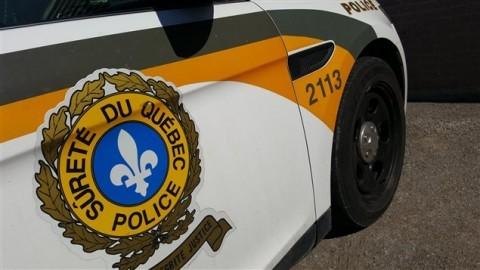 Arrestation d'un trentenaire pour possession d'explosifs et d'armes prohibées au Lac Etchemin