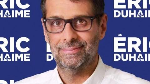Éric Duhaime prône l'autonomie énergétique et économique du Québec