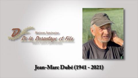 Jean-Marc Dubé (1941 - 2021)