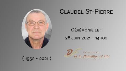 Claudel St-Pierre