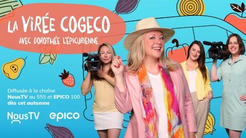La Virée Cogeco s'arrête au Marché public de Montmagny