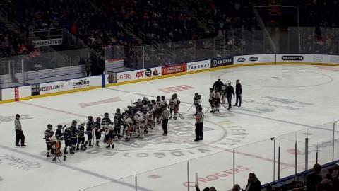 Les Alliés BB en finale du Tournoi international de Pee-wee de Québec