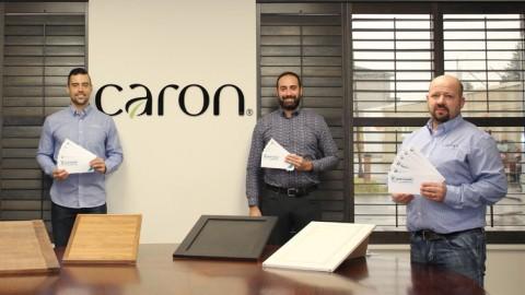 Les Industries Caron souligne le travail de son personnel