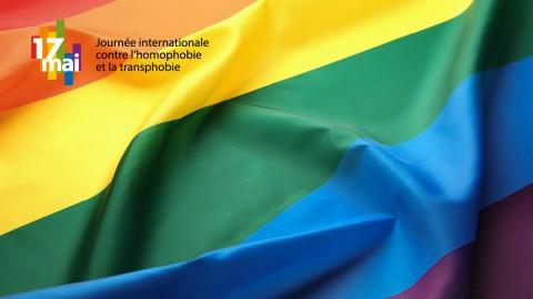 La Ville de Montmagny souligne la Journée internationale contre l'homophobie et la transphobie