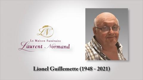 Lionel Guillemette (1948 - 2021)