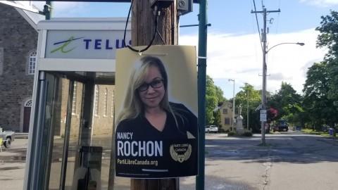 Deux nouveaux candidats dans la circonscription pour l'élection fédérale