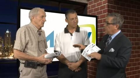 Entrevue : La vente de billets pour le match des anciens bruins a débuté