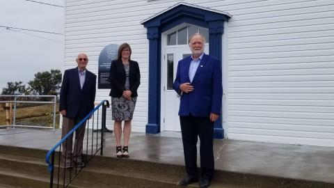 Québec désigne Pointes-aux-Iroquois-et-aux-Orignaux de Rivière-Ouelle en tant que tout premier paysage culturel patrimonial