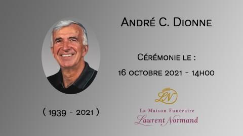 André C. Dionne