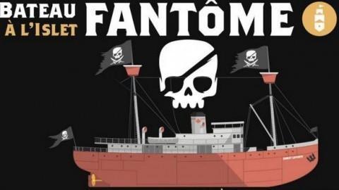L'activité du Bateau Fantôme 2020 du Musée maritime est annulée