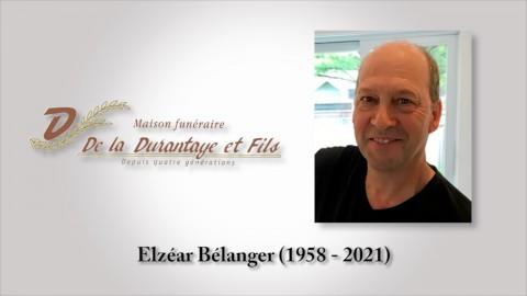 Elzéar Bélanger (1958 - 2021)