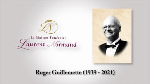 Roger Guillemette (1939 - 2021)