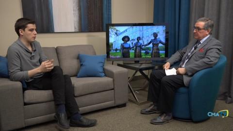 Entrevue - Joey Aubé, ex-vice-président de l'Association régionale caquiste de Chaudière-Appalaches -  16 mars 2021