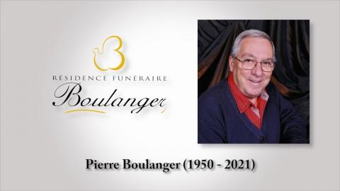Pierre Boulanger (1950 - 2021)