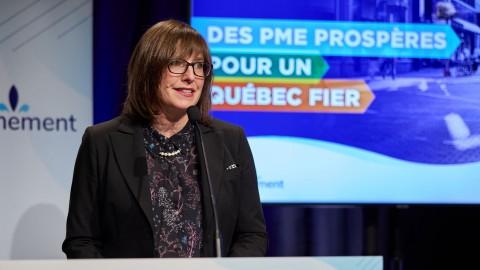 Québec annonce deux nouvelles initiatives pour soutenir les PME de la province