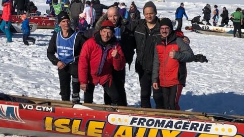 Une 3e place à la Baie de Beauport pour La Fromagerie de L'Ile-aux-Grues