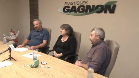Les belles histoires de la Côte-du-Sud : Plastiques Gagnon (partie 1)