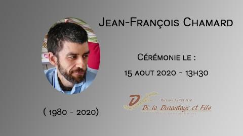 Jean-François Chamard