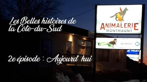 Les Belles histoires - Animalerie Montmagny épisode 2 - 28 janvier 2019