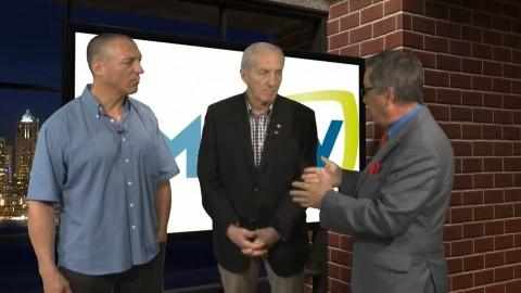 Entrevue : Les anciens Bruins joueront à l'aréna de Montmagny