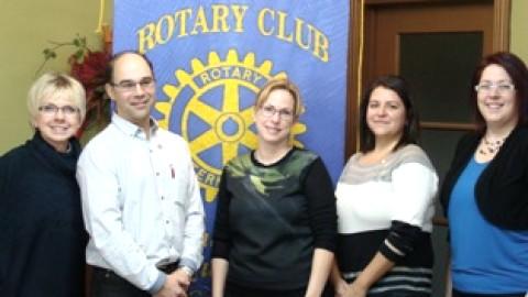 Deux nouveaux membres Rotary 206ba602080