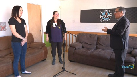 Entrevue - Mylène Lévesque et Élise Barbeau, de la maison des jeunes de Montmagny - 4 mars 2021